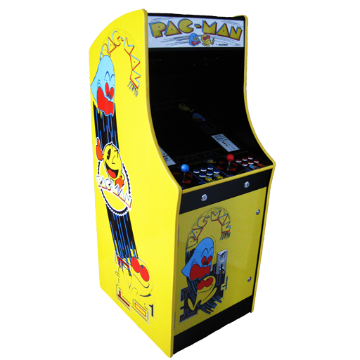 Jamma Arcade Pac Man 60 In 1